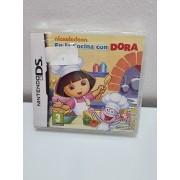 Juego Nintendo DS Nuevo En la cocina con Dora