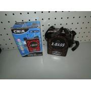 Radio MP3 USB Bluetooth Portatil Cmik Nueva