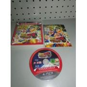 Juego PS3 Comp. Dragonball Z Ultimate Tenkaichi