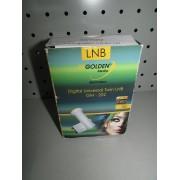 LNB Antena Parabolica Golden Media GM-202