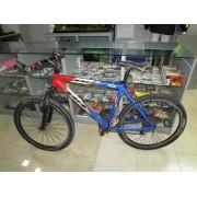 Bicicleta Montaña BH Team Color Azul y Rojo