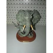 Elefante Decorativo Resina
