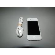 Movil Iphone 4 Libre 8GB Blanco Con Cargador
