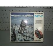 Telefono Movil Vintage Mitsubishi MT-7 en caja