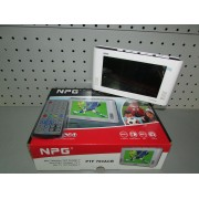 TV Portatil NPG PTF 700ACB Nueva