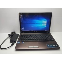 Portatil ASUS A53E i7 2670QM 2,2GHz 6GB Ram 500GB HDD Win 10