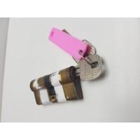 Bombin Cerradura Seguridad Azbe 30 30mm