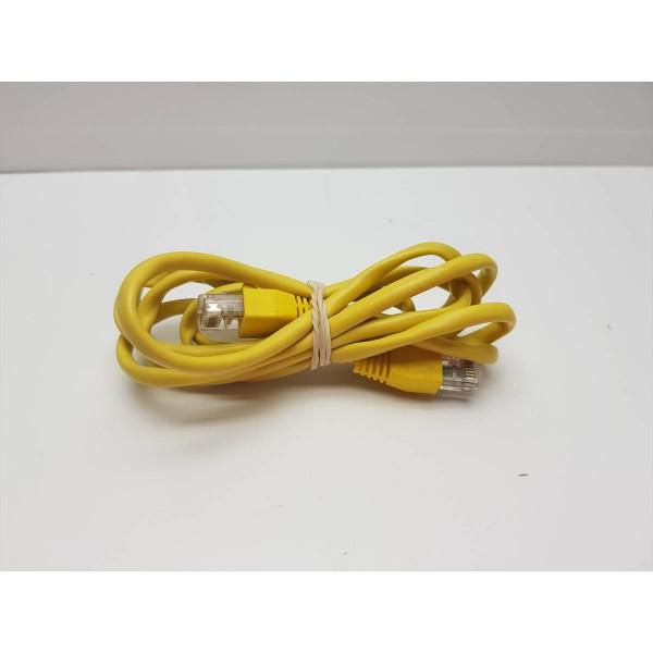 Cable Red Standard RJ 45 Amarillo -1-