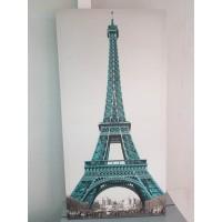 Cuadro Decorativo Torre Eiffel