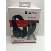 Auriculares Somai SM-180 HD Nuevos -2-