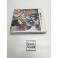 Juego Nintendo 3DS en Caja Beyblade Evolution