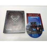 Juego PS4 God of War 4 SteelBox