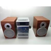 Microcadena Philips MCM190 Radio-Cassette-CD
