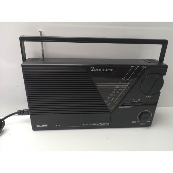 Radio Elbe AC/DC Portable AM FM