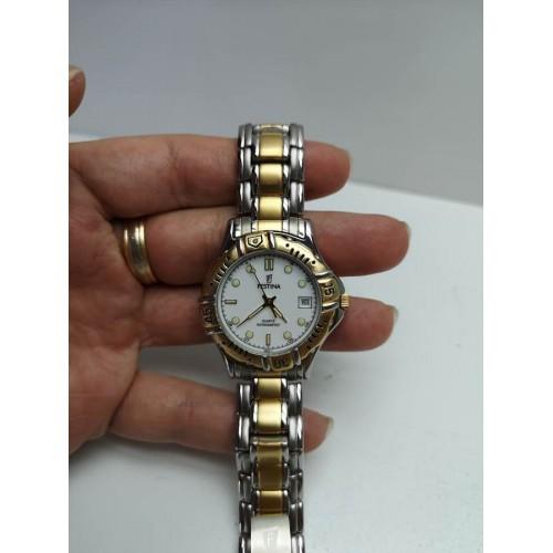 Reloj Festina Quartz 330ft 9806 Dorado