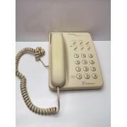 Telefono Fijo Forma Blanco