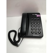 Telefono Fijo Forma Negro