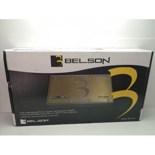 Etapa de Potencia Belson BPA-105 1200w 2 Canales Nuevo