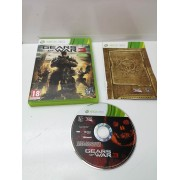 Juego Xbox 360 Completo Gears of War 3