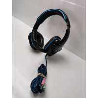 Auriculares Gaming NGS PC Azul
