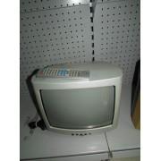 """Television CRT 14"""" Tecnimagen con Mando"""