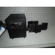 Sistema de Altavoces Home Cinema 5.1 Philips SPA 2602