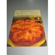 Libro Recetas Deliciosos Pasteles y Tartas