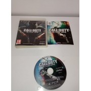 Juego PS3 completo Call of Duty Black OPS