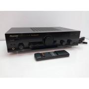 Amplificador Pioneer A-209R 70W RMS + Mando