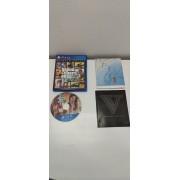 Juego PS4 Comp GTA V Premium Edition