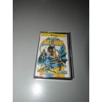 Juego Cassette Msx Bat Man