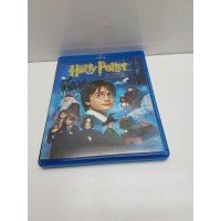 Pelicula BluRay Harry Potter Y La Piedra Filosofal