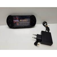 Consola PSP Street con transformador