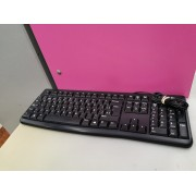 Teclado PC USB Logitech K120