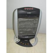 Calefactor Halogeno Con Giro Ecron