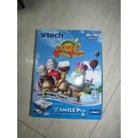 Vtech V. Smile Pro Carrera Loca En la isla de las Vainas Fritas