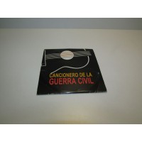 Cd Musica Cancionero de la Guerra civil