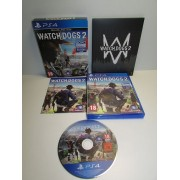Juego PS4 Watchdogs 2 Deluxe Edition Comp