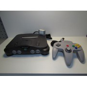 Consola Nintendo 64 N64 Sin cable Video