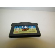 Nintendo Game Boy Advance GBA The Sims Bustin Out