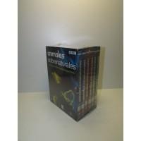 Colección DVD Animales SobrenaturalesBBC Nueva