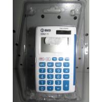 Calculadora ELCO EBM-11 blanco y azul  nueva