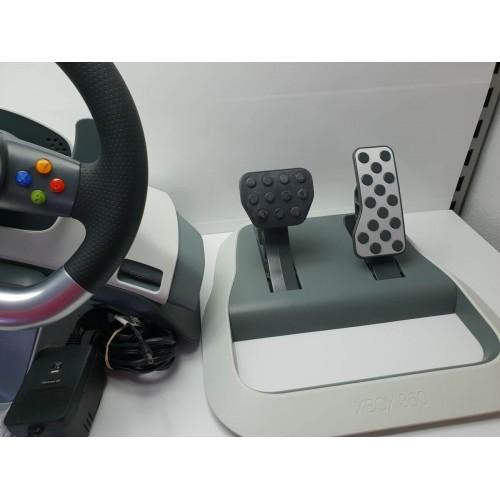 Volante Inalambrico Xbox 360 Microsoft