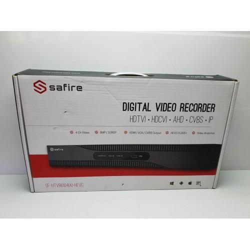 Video Grabador Safire SF-HTVR6104