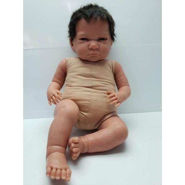 Muñeco Reborn Bebe con Pelo Nacido M.Llorens -2-