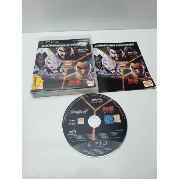 Juego PS3 Comp Fighting Edition 3 Juegos