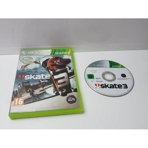 Juego Xbox 360 Skate 3