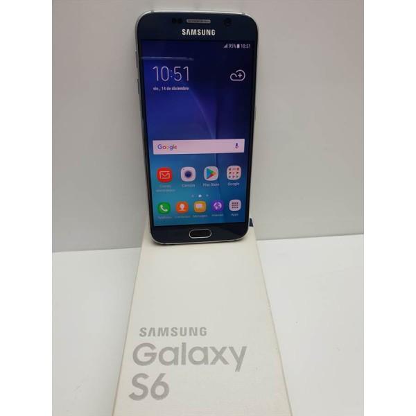 Samsung Galaxy S6 32GB Black Shappire
