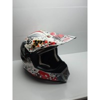 Casco Motocross Shiro MX-911 UYUNI Talla M
