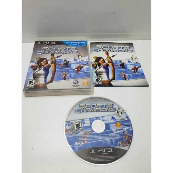 Juego PS3 Completo Sports Champions
